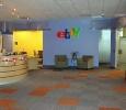 eBay Customer Support Center in Vancouver, BC, Canada: Reception area
