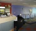 eBay Customer Support Center in Vancouver, BC, Canada: Our cozy eBay employee lounge